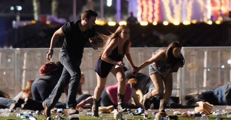 Gun violence Las Vegas