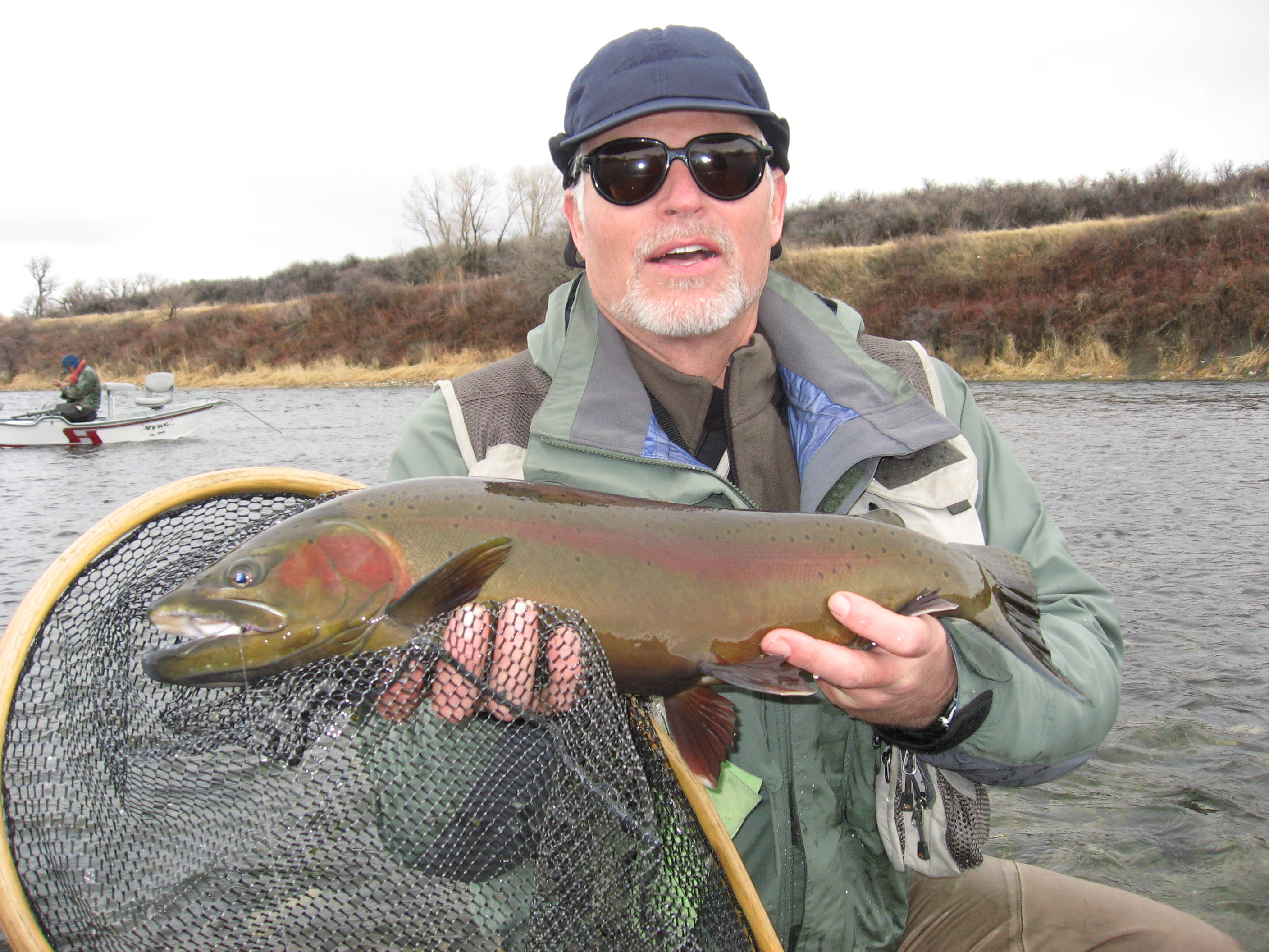 24 inch Rainbow, Meat Hole Bighorn River