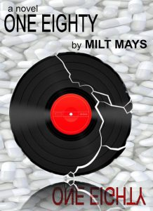 New crime thriller, One Eighty